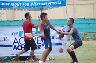Rush Fitness Water - Frisbee - Cebu 200804